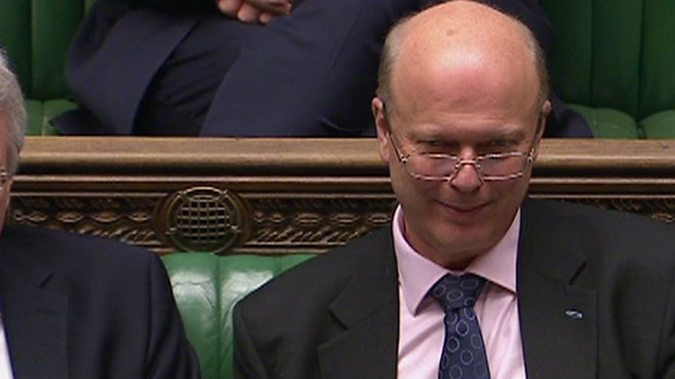 Chris Grayling on ending Seaborne Freight ferry contract