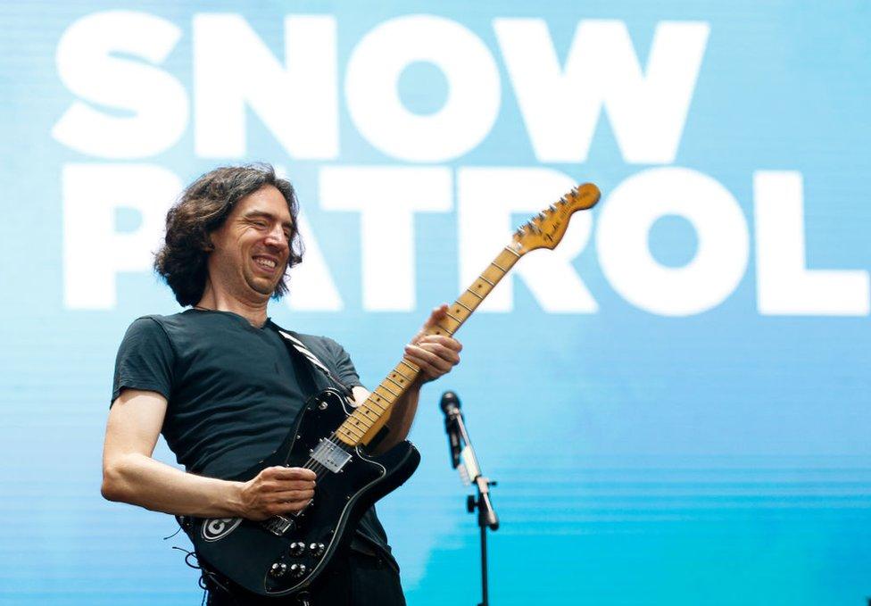 New Year Honours 2020 Snow Patrol S Gary Lightbody Becomes Obe Bbc News