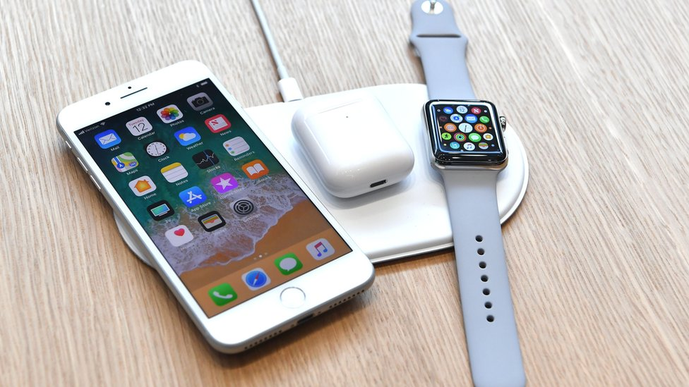 Cargador AirPower de Apple