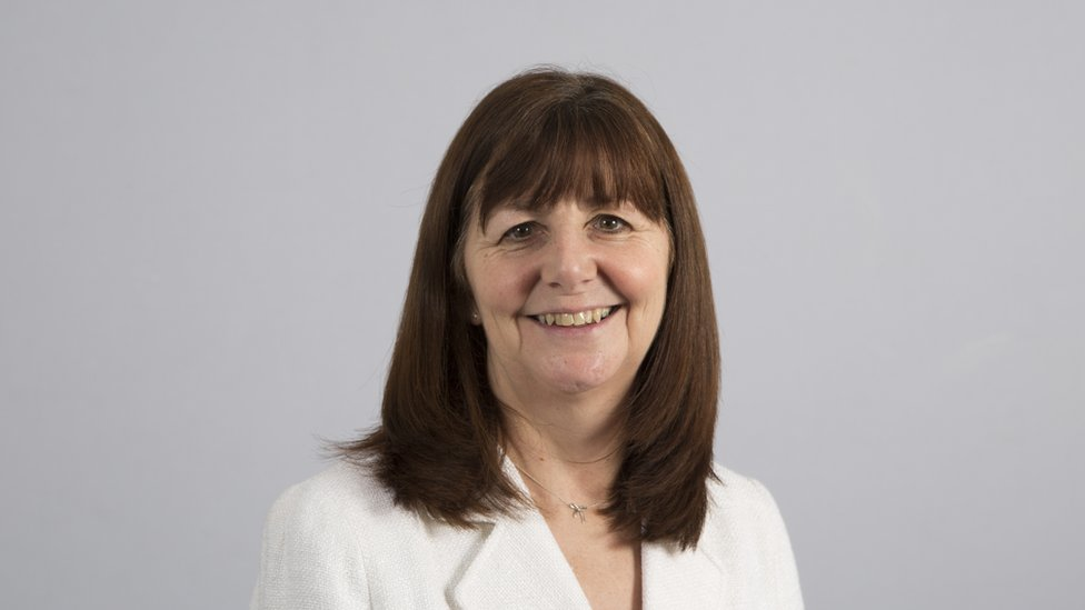 Photo of Environment Secretary Lesley Griffiths