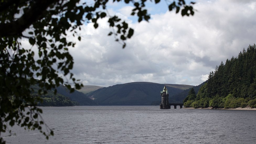 More than £1m is being pumped into cleaning rivers near Lake Vyrnwy