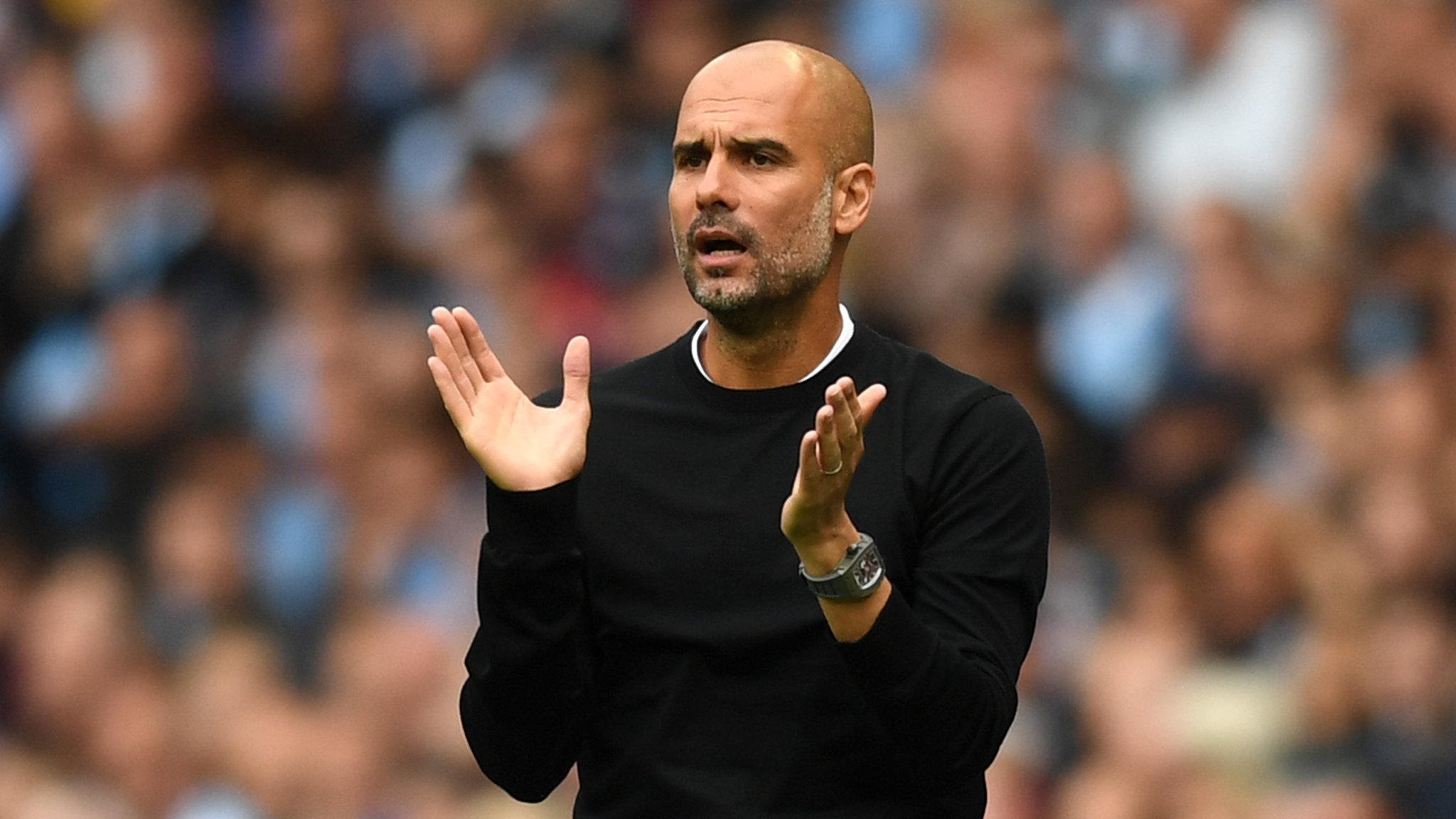 Man City documentary 'not disrespectful' - Guardiola responds to Mourinho