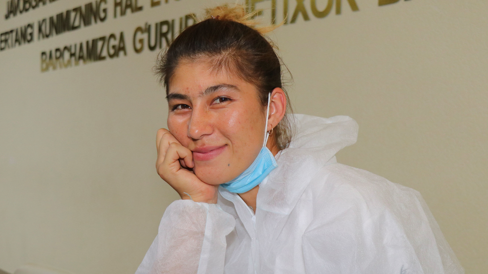 Gulsanam Alijonova