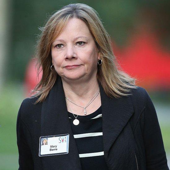 La ejecutiva tuvo que pedir disculpas públicas en medio de un escándalo que afectó a GM.