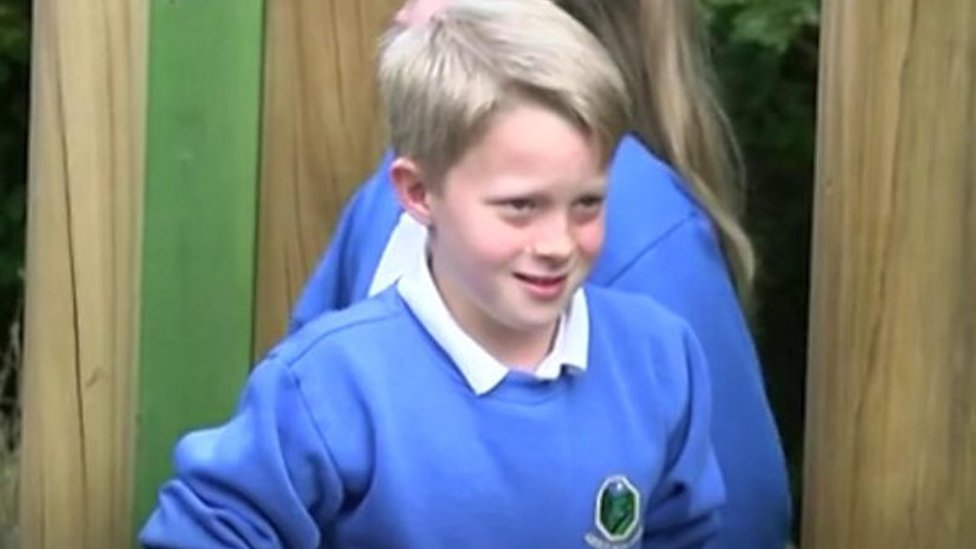 Berkshire schoolboy walks miles to fight off bullies