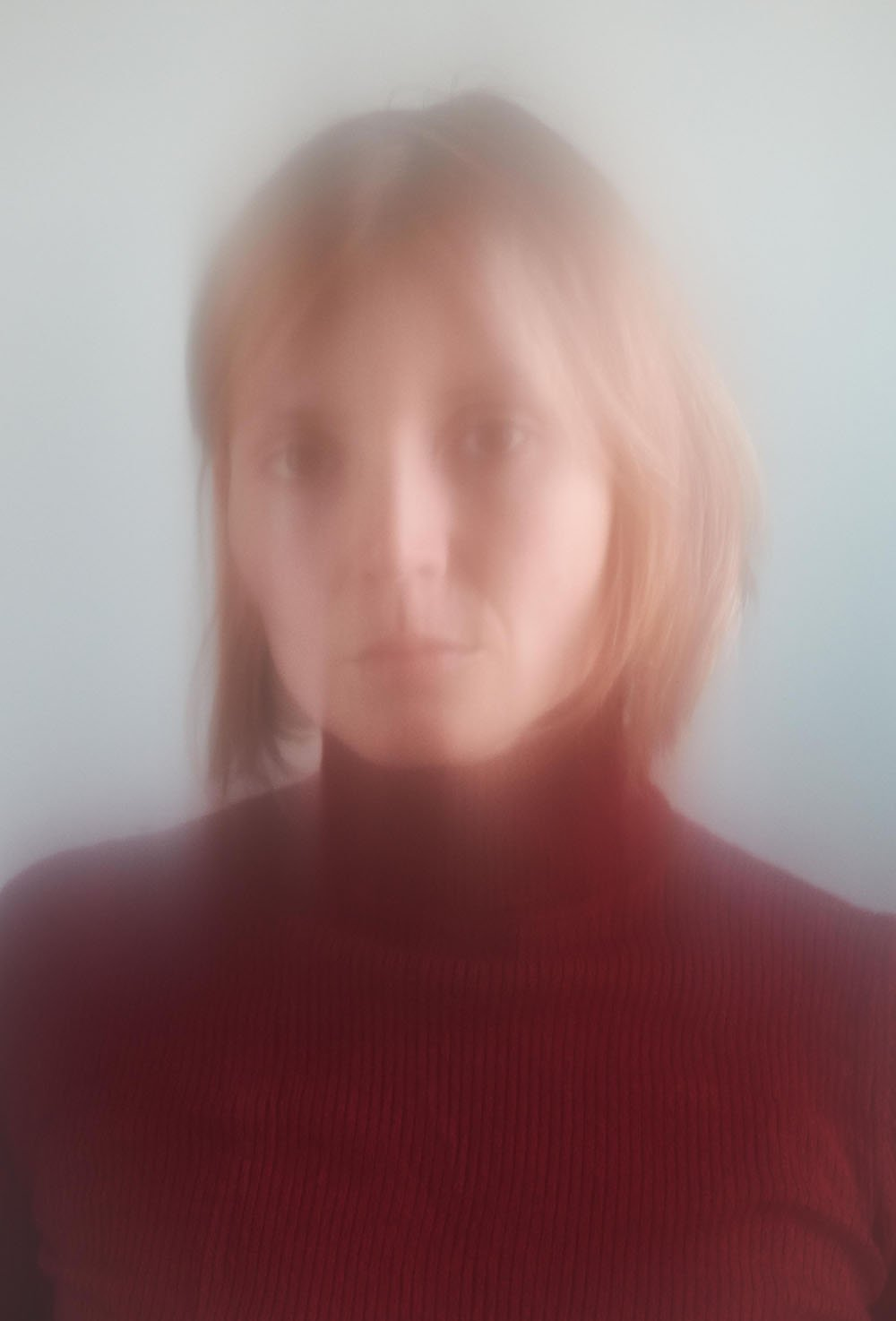 Julia Keil self-portrait