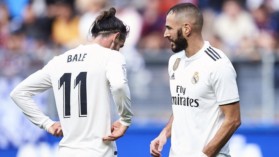 مدريد يواجه أحد اسوأ مواسمه