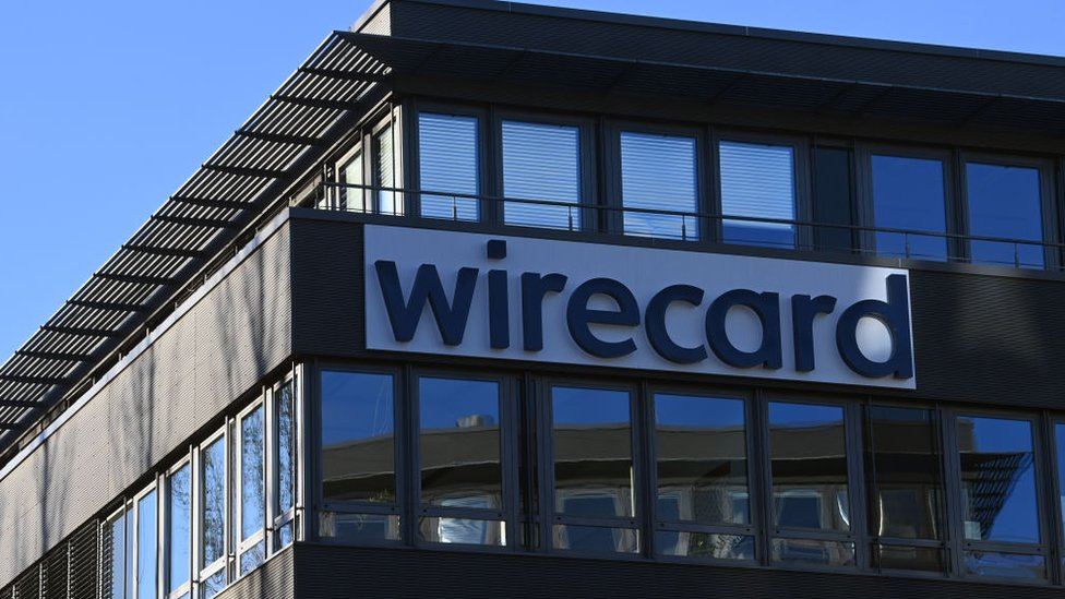 Oficinas de Wirecard en Alemania.