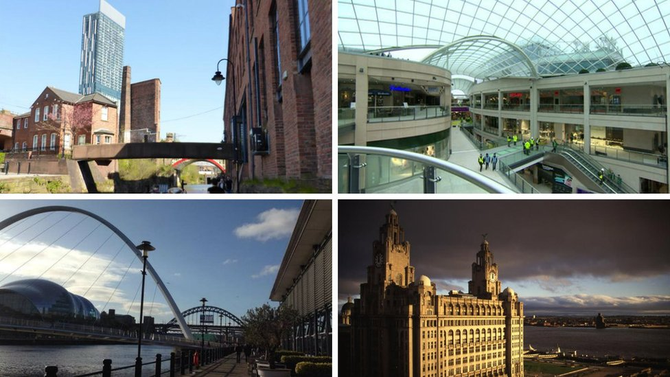Northern Powerhouse 'undermined' by austerity, five years on