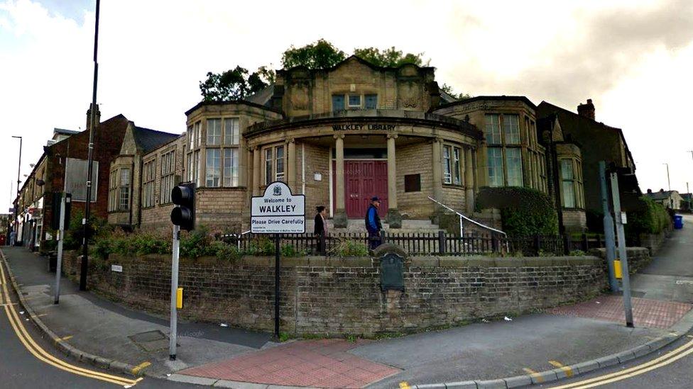 Walkley Library, South Road, Sheffield