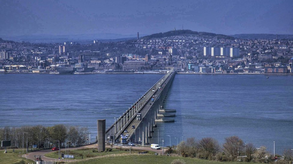 Allison McMahon liked this view of Dundee