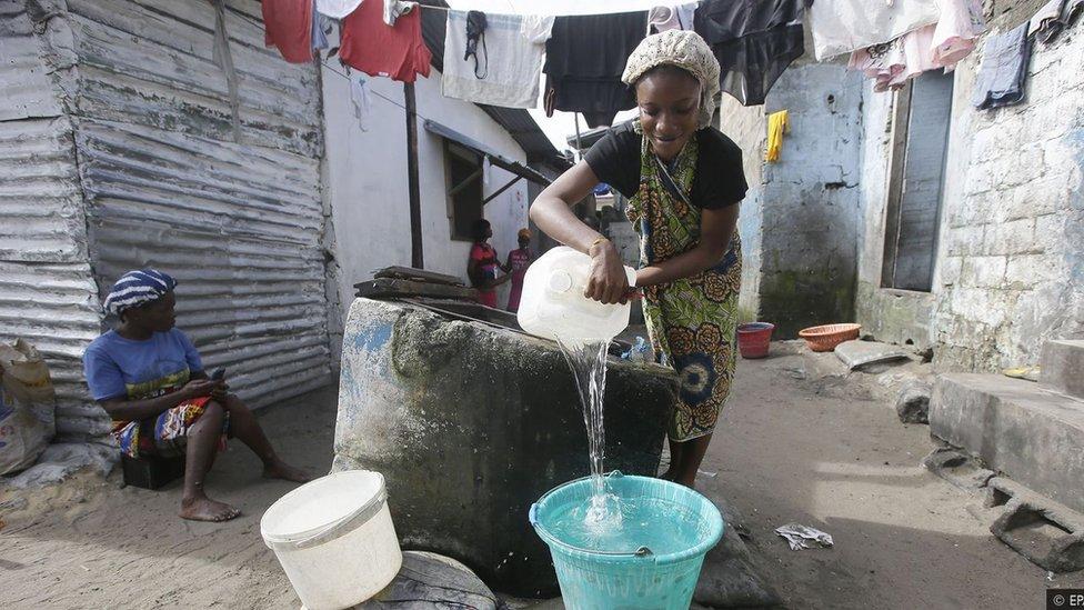 U mnogim delovima sveta pronalazak vode za redovno pranje ruku može biti teško (EPA)
