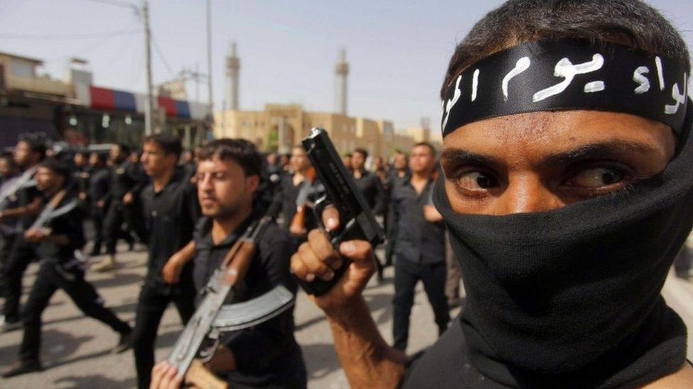 伊拉克伊斯蘭武裝