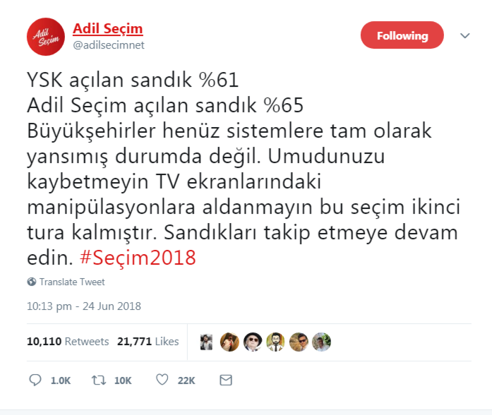 ADIL SECIM