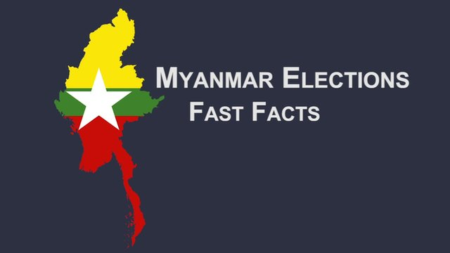 Myanmar elections: Fast facts