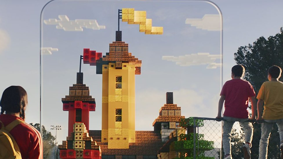 Minecraft Earth: Minecraft's answer to Pokemon Go