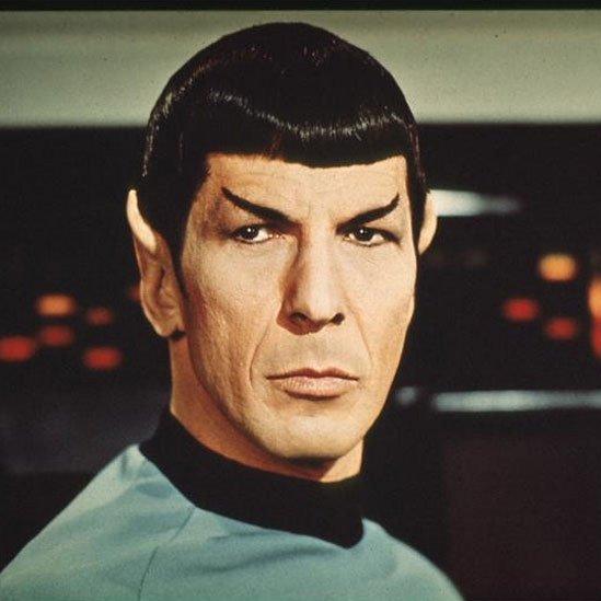 Astrónomos descubren el planeta del señor Spock de 'Star Trek'