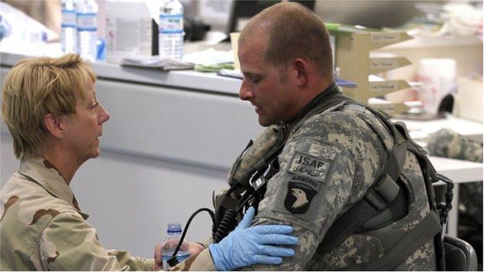 美軍用暑熱壓力指數來確保士兵安全