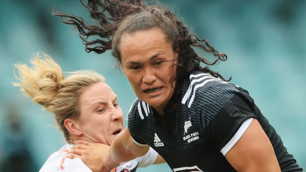 The world's best player (she's a Kiwi) and six more to watch at Sevens World Cup