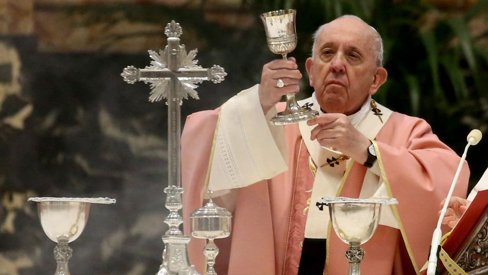vatikan, paus fransiskus, pandemi