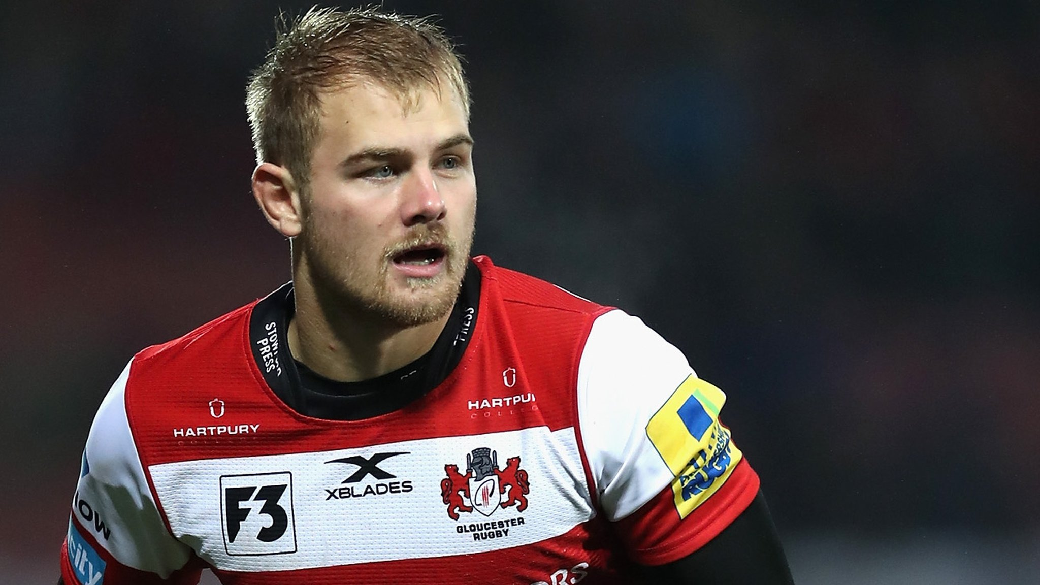 Tom Hudson: Gloucester back agrees new contract