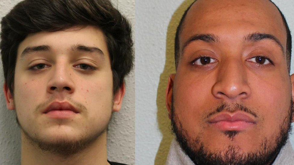 Images of Ilford 'ammonia attack' pair released