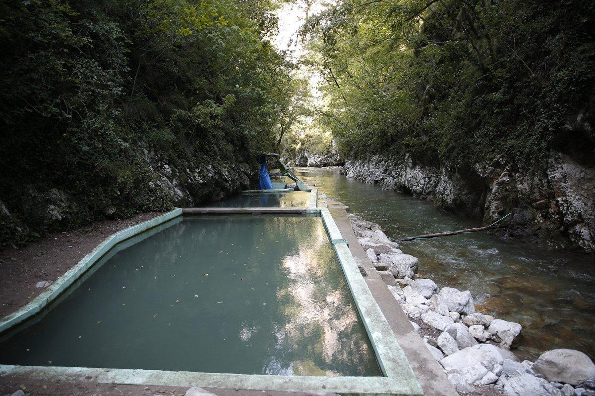 Visocka Banja voda