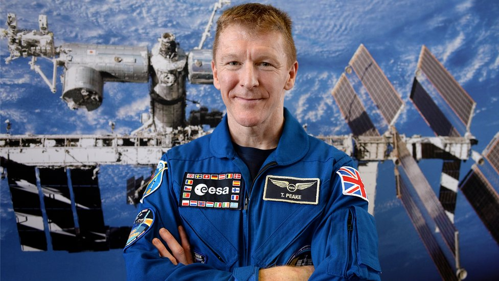 Astronaut Tim Peake to show 'how far science takes you'
