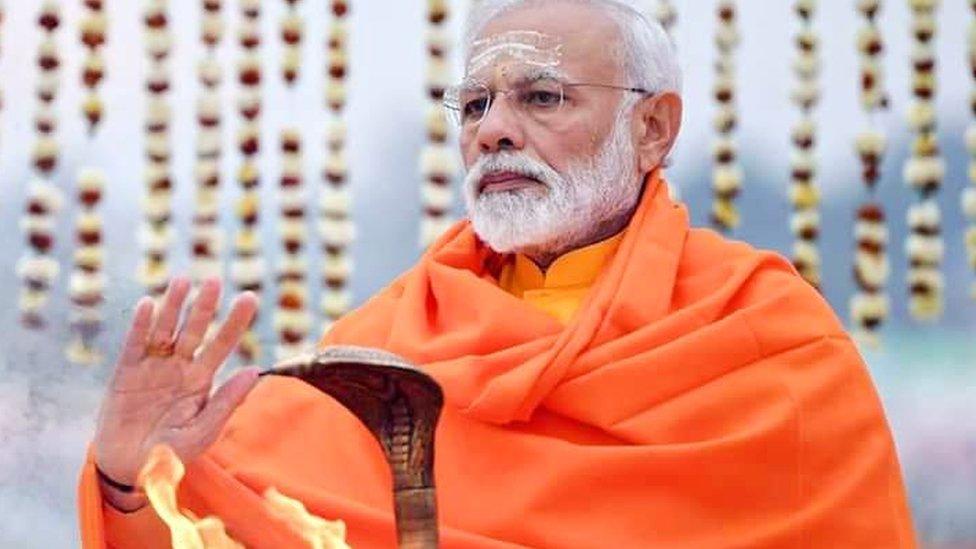 मोदी की जीत हिंदू समाज पर उनके प्रचंड रौब की है: नजरिया