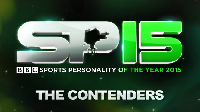 Sports Personality 2015: The contenders