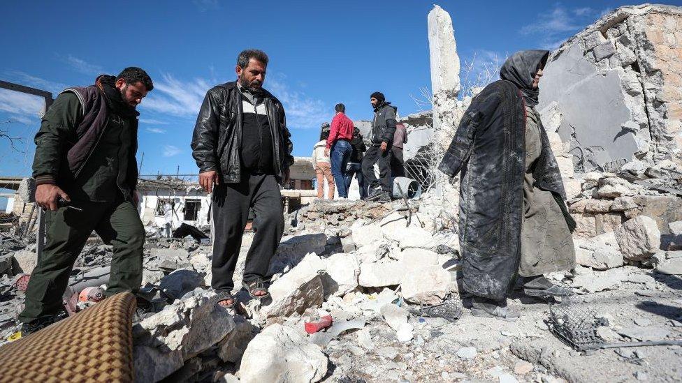 Las agencias de turismo rusas aseguran que no viajan a ningún lugar cercano a la provincia de Idlib, donde se encuentra el último bastión controlado por la oposición.