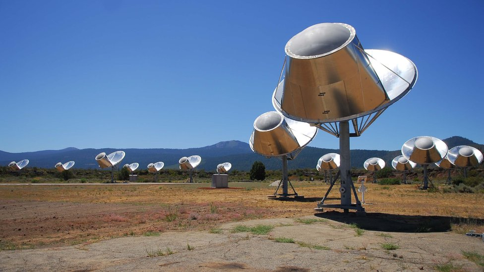 The Seti Allen Telescope Array
