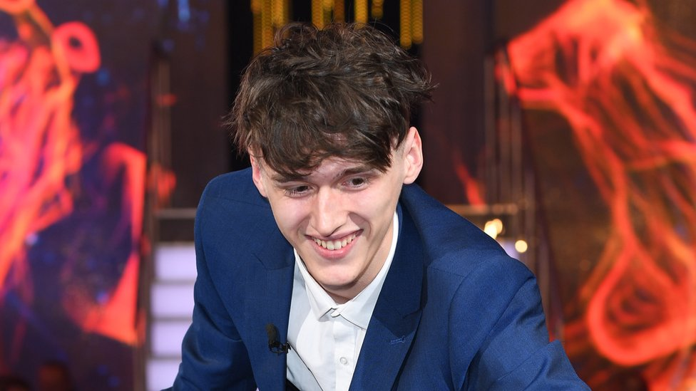 Big Brother winner Cameron Cole