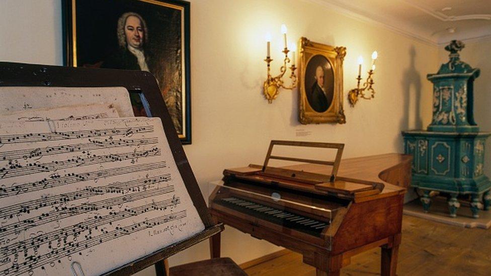 La casa de Mozart