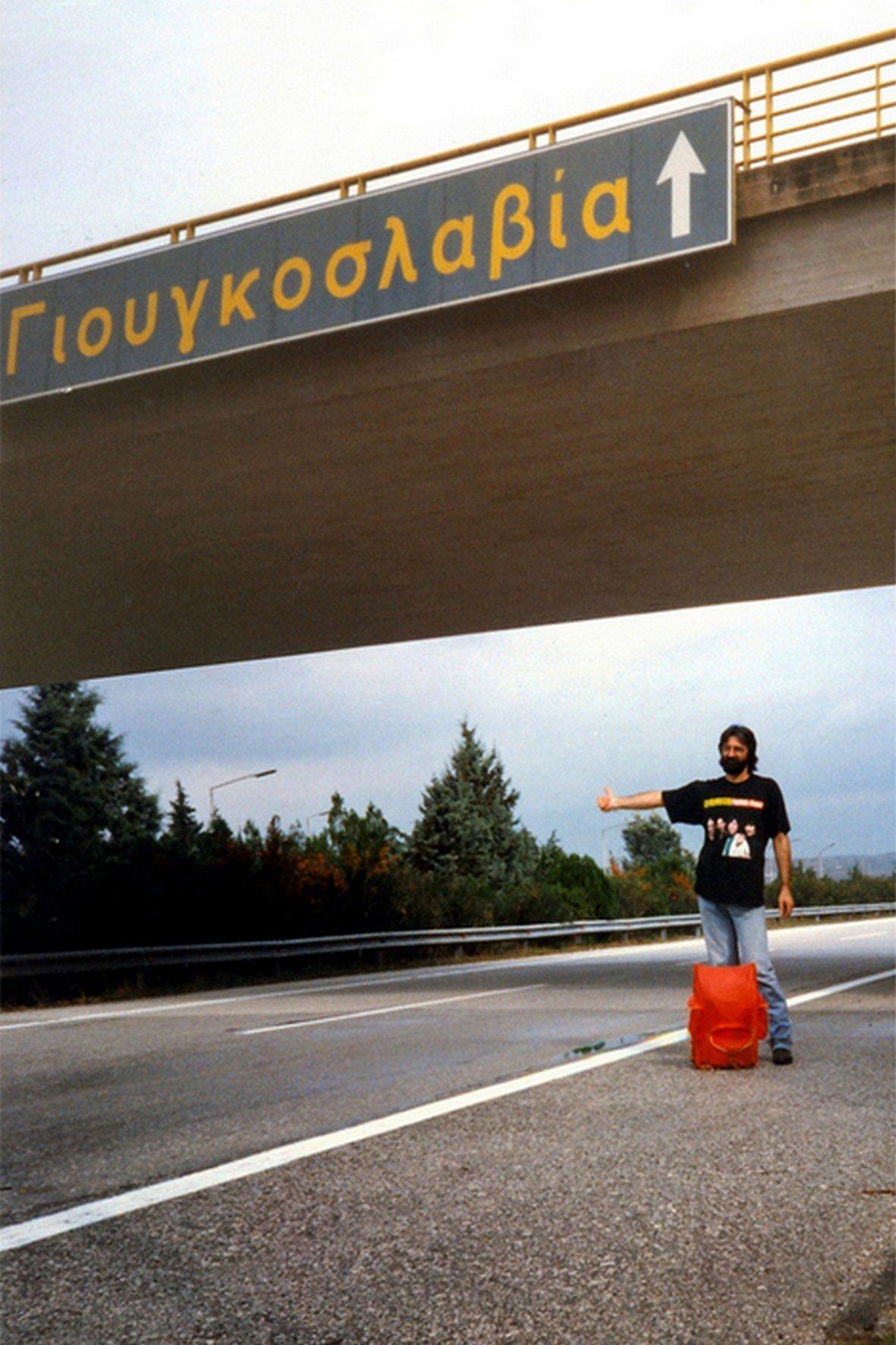 Povratak autostopom u Jugoslaviju