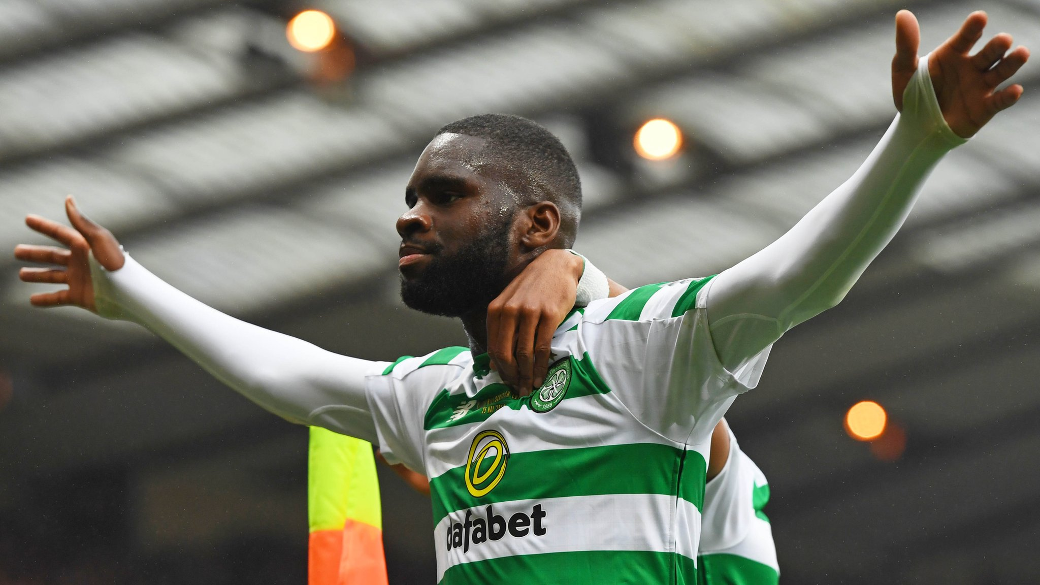 Edouard double as Hearts lose Scottish Cup final