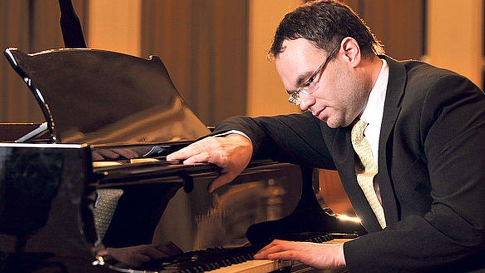 Czech Philharmonic Orchestra director David Marecek