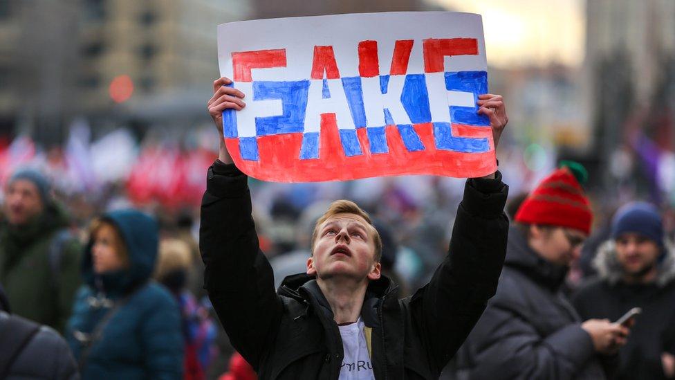 В России впервые оштрафовали СМИ за