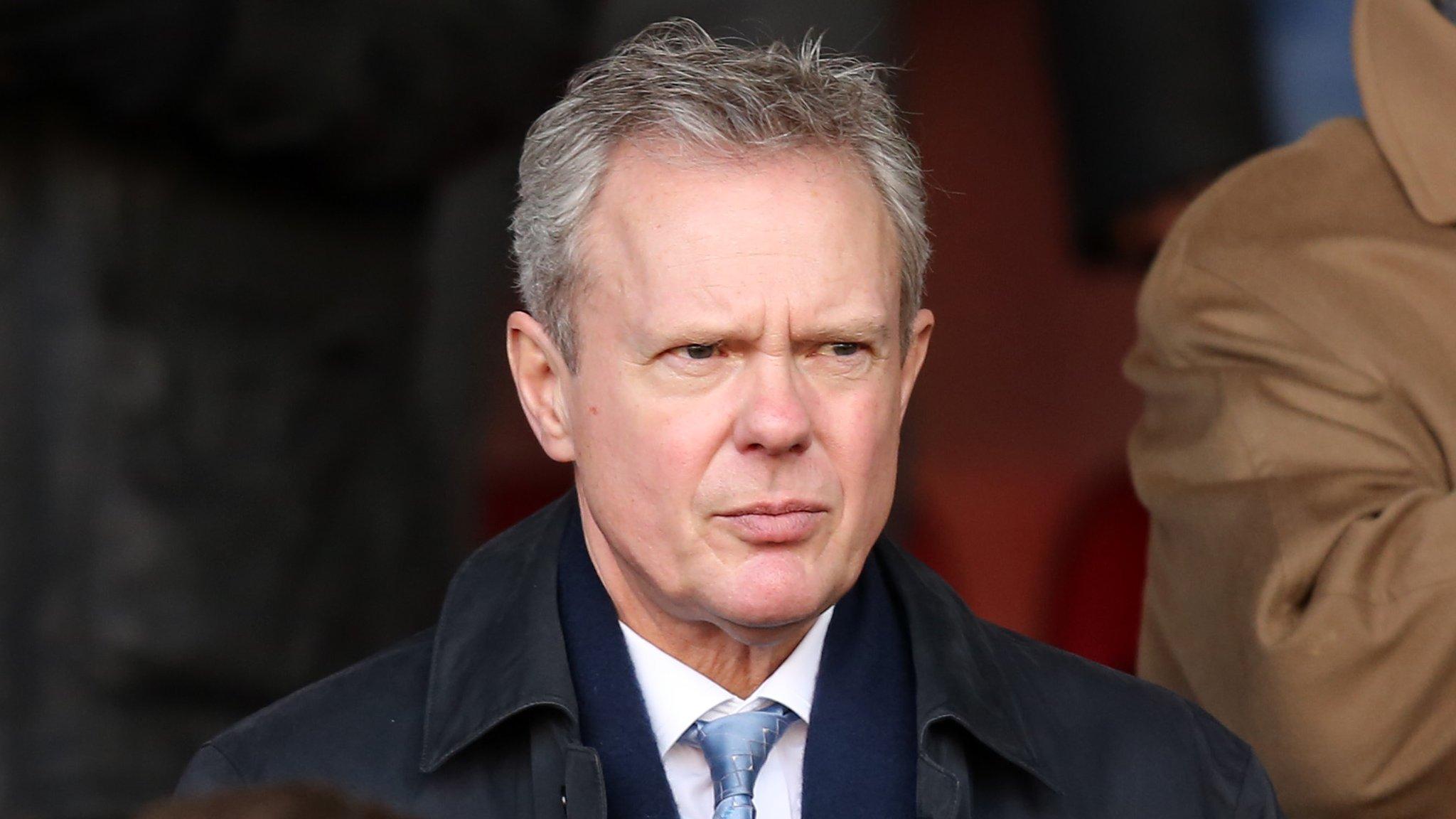 Swansea City: Trevor Birch appointed chairman of Championship club