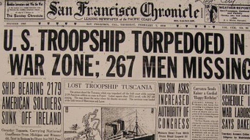 El diario San Francisco Chronicle