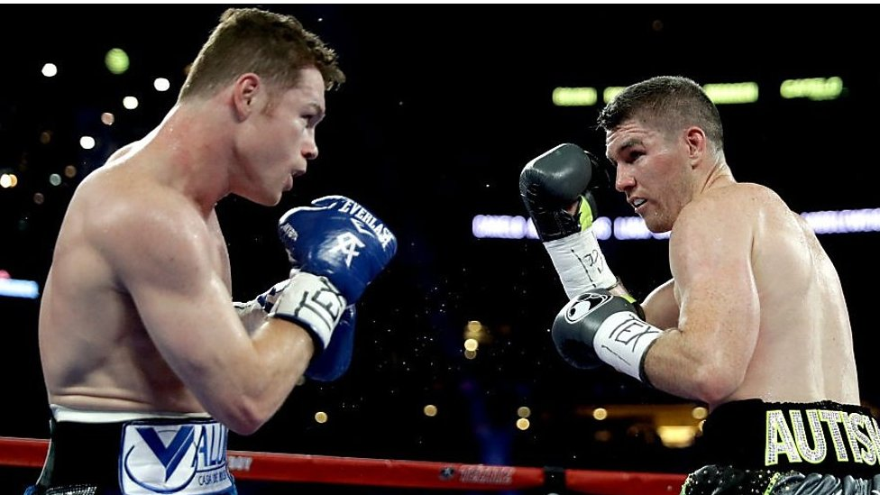 Callum Smith can topple Saul 'Canelo' Alvarez if deal is struck says Liam Smith