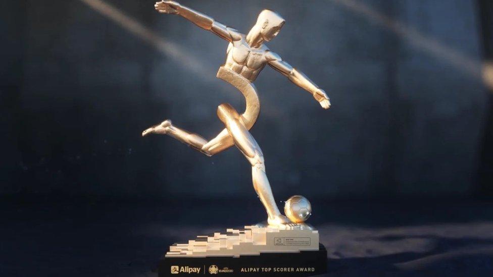 trofeo Alipay Euro 2020