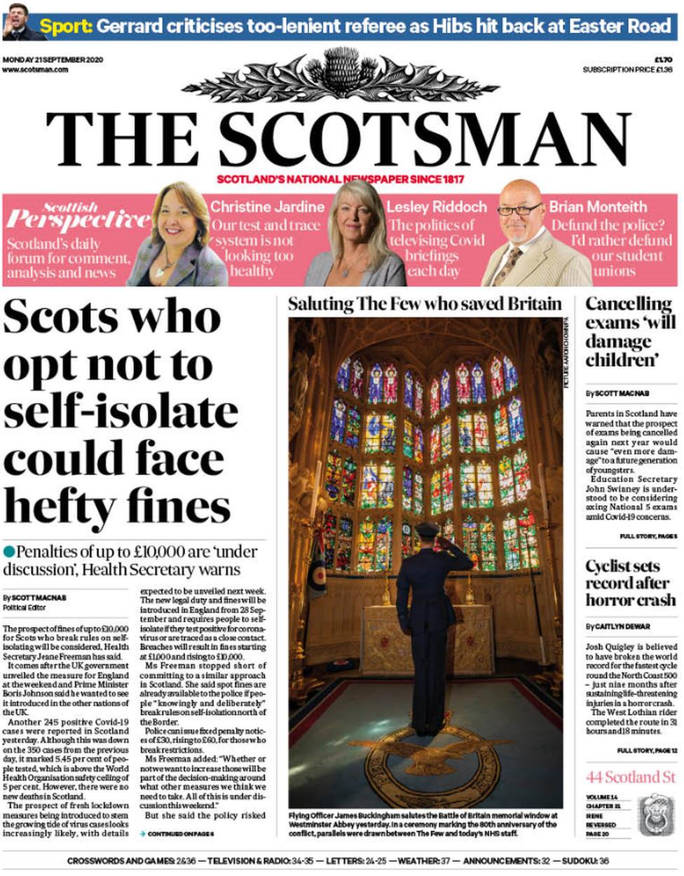 Th Scotsman