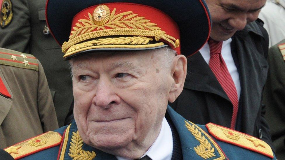 Умер генерал КГБ Филипп Бобков - борец с диссидентами и