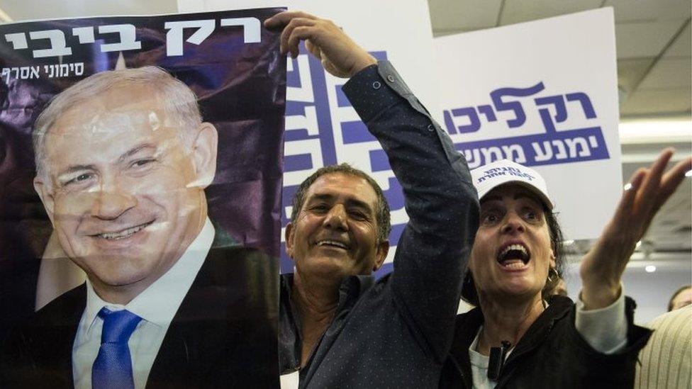 بفوز نتنياهو بالولاية الخامسة، يكون أول رئيس شغل هذا المنصب لأطول فترة في تاريخ إسرائيل.