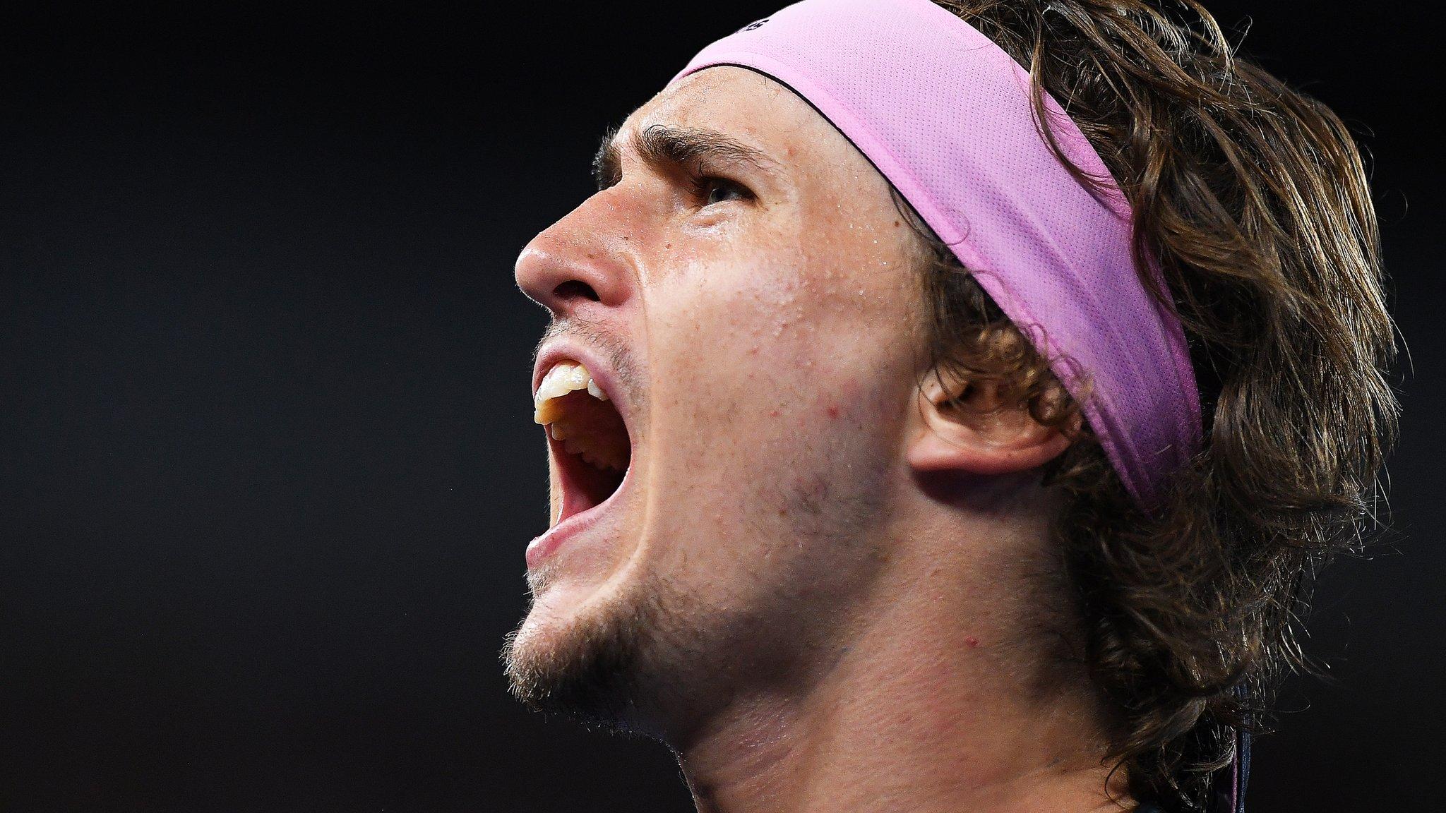 Australian Open 2019: Alexander Zverev and Kei Nishikori survive scares to progress