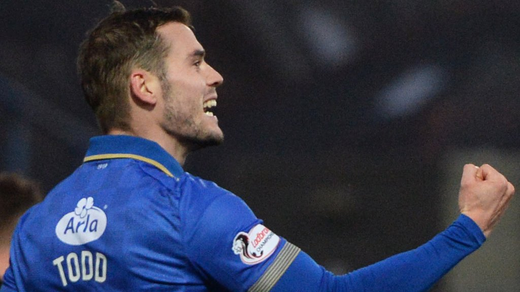 Scottish Championship: Queen of the South 2-1 Dunfermline Athletic