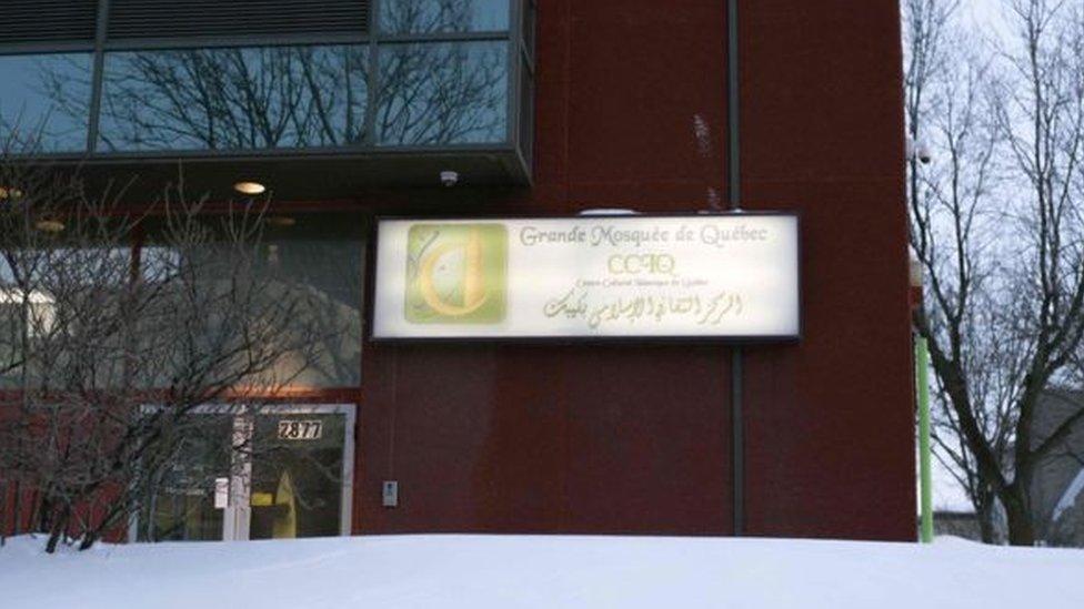المركز الإسلامي في كيبيك