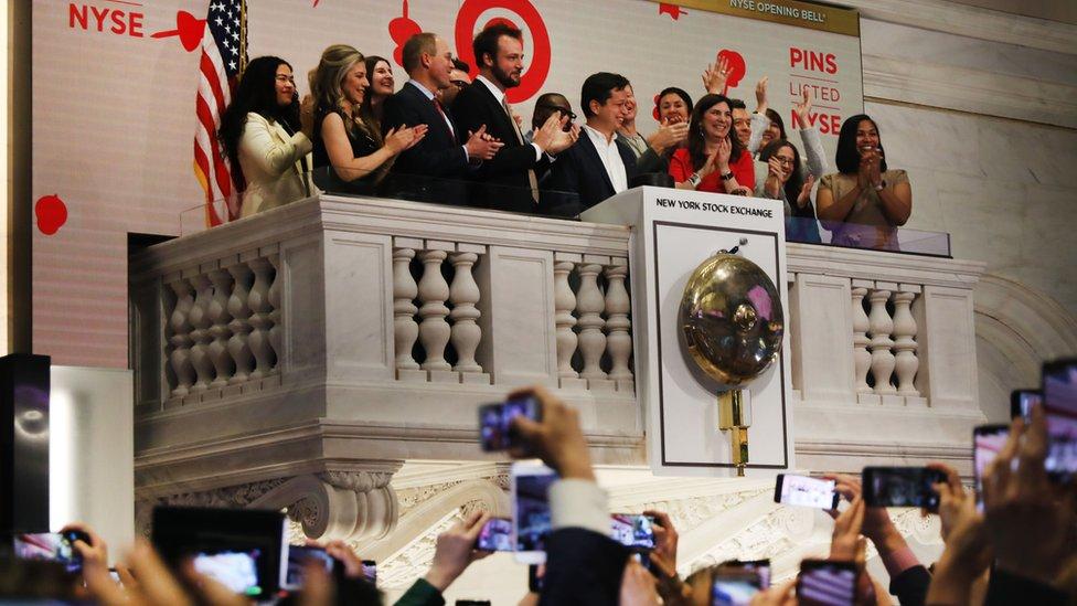 Pinterest 2019 IPO