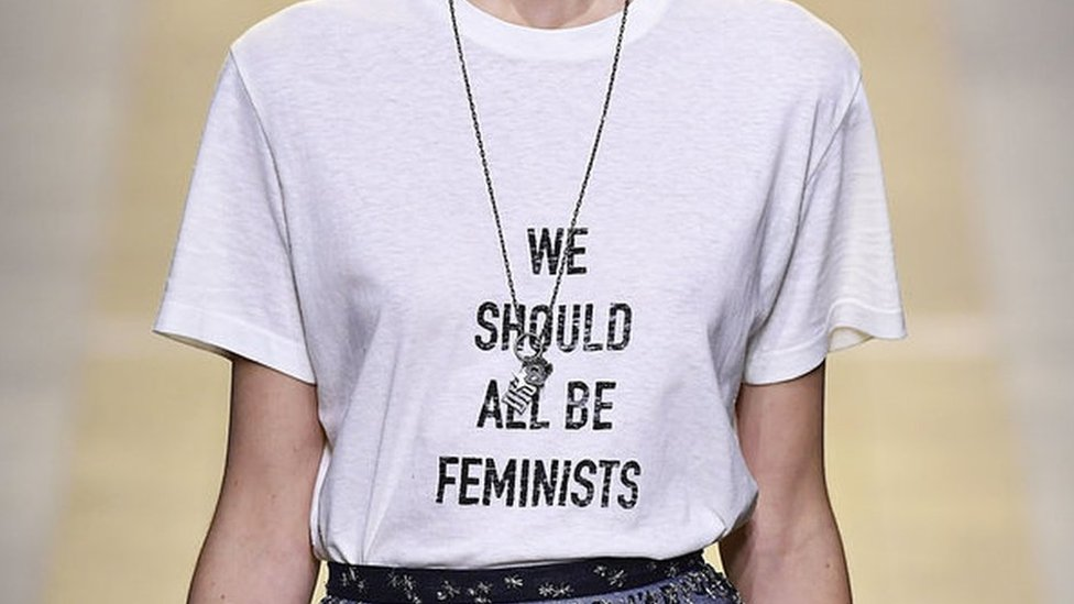 Dior We Should All Be Feminists shirt